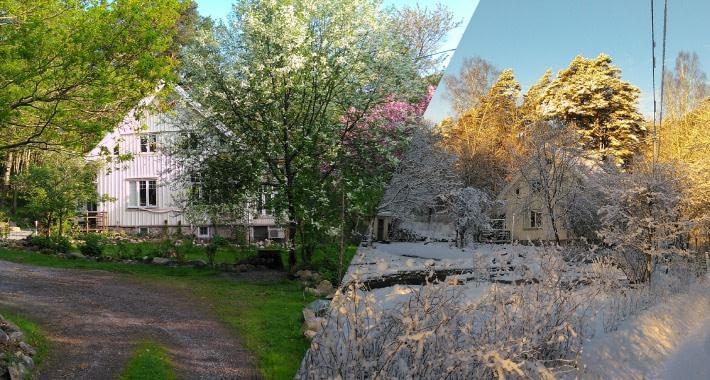Different Seasons